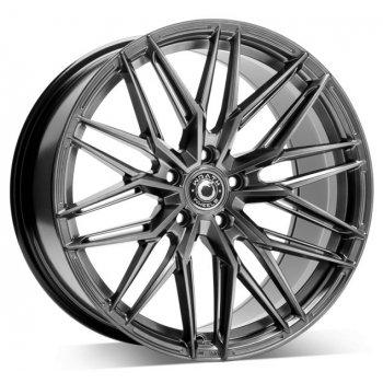 Janta aliaj Wrath Wheels WF-9 9.5x19 5x120 et40 HB - HYPER BLACK