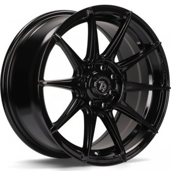 Janta aliaj Seventy9 SCF-F 7x15 4x100 et35 BG - Black Glossy