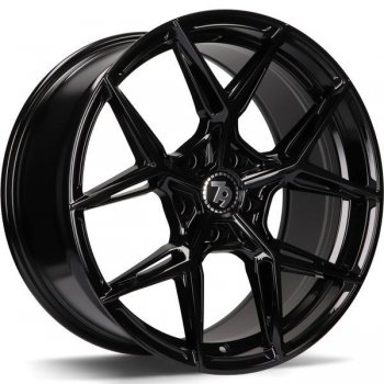 Janta aliaj Seventy9 SCF-B 9x18 5x112 et40 BG - Black Glossy