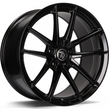 Janta aliaj Seventy9 SCF-A 9.5x19 5x120 et38 BG - Black Glossy