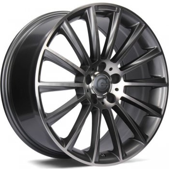 Janta aliaj Carbonado Performance 8x17 5x112 et35 AFP - Anthracite Front Polished