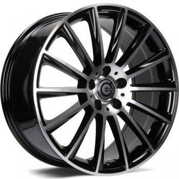 Janta aliaj Carbonado Performance 8.5x19 5x112 et35 BFP - Black Front Polished
