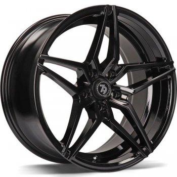 Janta aliaj Seventy9 SV-A 8x18 5x114.3 et40 BG - Black Glossy