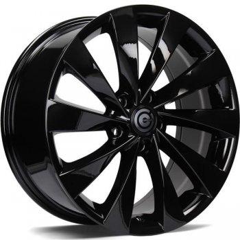 Janta aliaj Carbonado Puma 7.5x17 5x112 et45 BG - Black Glossy