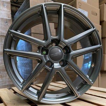 Janta aliaj ANZIO Split 8x19 5x108 et45 Metal-Silver