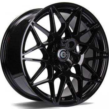 Janta aliaj Carbonado Crazy 8.5x19 5x120 et35 BG - Black Glossy