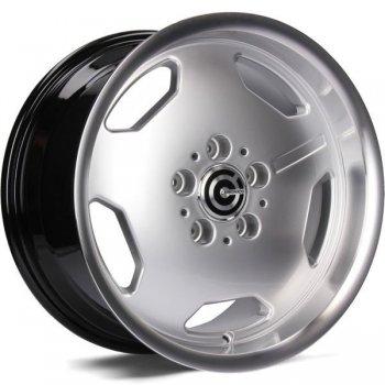 Janta aliaj Carbonado Retro 8x17 5x112 et35 DHSLP - Diamond Hyper Silver Lip Polished