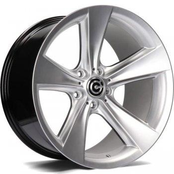 Janta aliaj Carbonado Concave 9.5x18 5x120 et14 DHS - Diamond Hyper Silver