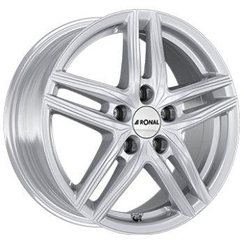 Janta aliaj RONAL R65 6.5x16 5x100 et40 Silver