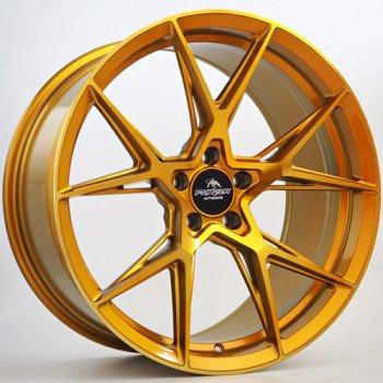 Janta aliaj Forzza OREGON 9.5x19 5x112 et38 Golden Amber
