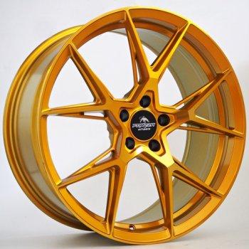 Janta aliaj Forzza OREGON 8.5x19 5x112 et42 Golden Amber