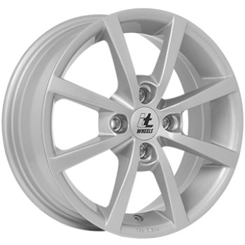 Janta aliaj IT WHEELS ALISIA 6.5x16 4x108 et32 Silver