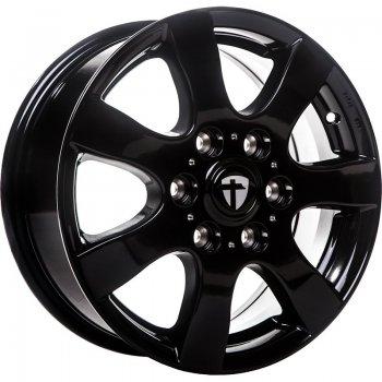 Janta aliaj Tomason TN3F 6.5x16 5x130 et60 black painted