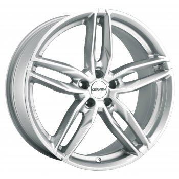 Janta aliaj Carmani 13 Twinmax 8x18 5x108 et45 white silver