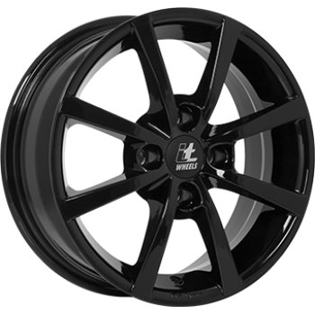 Janta aliaj IT WHEELS ALISIA 6.5x16 4x108 et35 Gloss Black