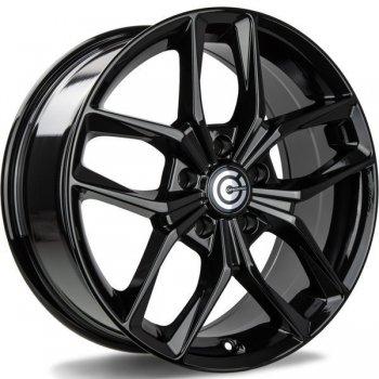 Janta aliaj Carbonado Soul 7.5x17 5x114.3 et40 BG - Black Glossy