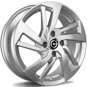 Janta aliaj Carbonado Ninja 5.5x15 4x100 et45 BS - brilliant silver