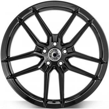 Janta aliaj Wrath Wheels WF-14 10x20 5x120 et42 BLK - Black Glossy