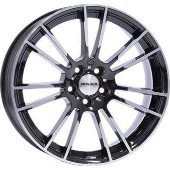 Janta aliaj DIVERSEN MC8 8x17 5x120 et43 Gloss Black / Polished