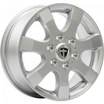 Janta aliaj Tomason TN3F-6516 6.5x16 5x120 et50 silver painted