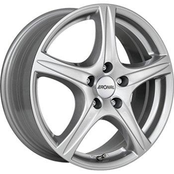 Janta aliaj RONAL R56 6x15 5x100 et38 Crystal Silver
