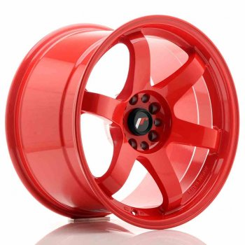 Janta aliaj JAPAN RACING JR3 10.5x18 5x114.3 et15 Red