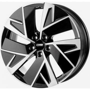 Janta aliaj CMS C32 AERO 7.5x19 5x108 et50 Gloss Black / Polished