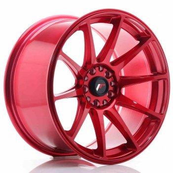 Janta aliaj JAPAN RACING JR11 9.5x18 5x114.3 et22 Red