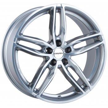 Janta aliaj Carmani 13 Twinmax 8x18 5x108 et45 Bright Silver