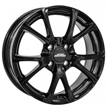 Janta aliaj INTER ACTION 2 PULSAR 6.5x16 5x110 et40 Gloss Black