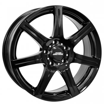 Janta aliaj INTER ACTION 2 SIRIUS 6.5x16 5x100 et43 Gloss Black