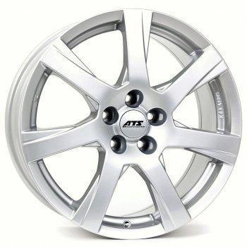 Janta aliaj ATS Twister 6.5x15 5x108 et45 polar-silver