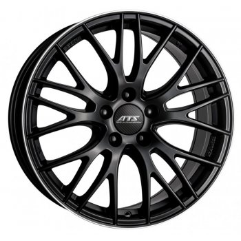 Janta aliaj ATS Perfektion 9.5x19 5x112 et35 racing-black / horn polished