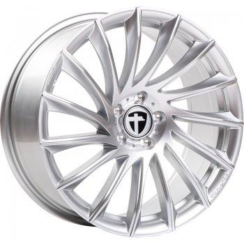 Janta aliaj Tomason TN16-8018 8x18 4x100 et35 Bright Silver