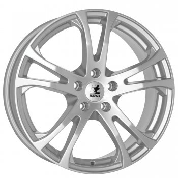 Janta aliaj IT WHEELS MICHELLE 6.5x15 4x108 et42 Silver