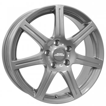Janta aliaj INTER ACTION 2 SIRIUS 6x15 4x100 et35 Gloss Gray