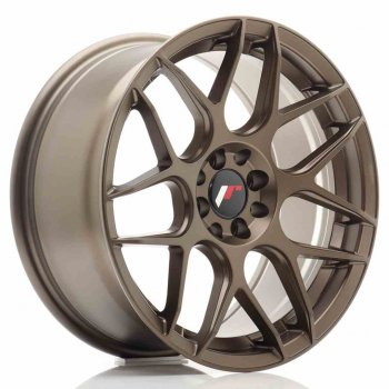 Janta aliaj JAPAN RACING JR18 8x17 4x108 et25 Bronze