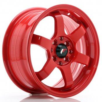 Janta aliaj JAPAN RACING JR3 7x15 4x100 et40 Red