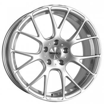 Janta aliaj MONACO MIRABEAU 8x18 5x120 et20 Silver / Polished