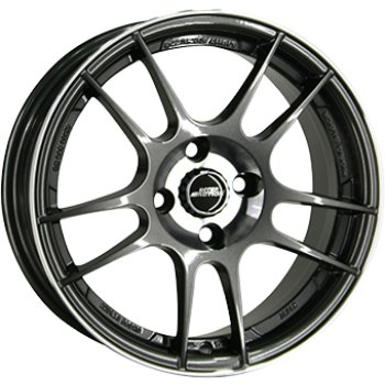 Janta aliaj INTER ACTION SPIDER 5.5x13 4x100 et38 Anthracite / Polish
