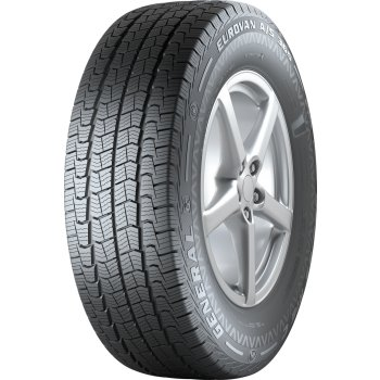 Anvelopa All seasons GENERAL TIRE DOT 2018 Eurovan A_s 365 195/60 R16C 97H