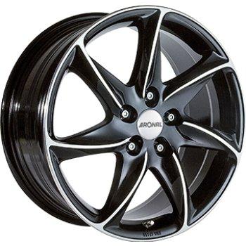 Janta aliaj RONAL R51 8x18 5x105 et42 Black / Polished