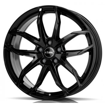 Janta aliaj Rial Lucca 6.5x16 5x108 et50 negru