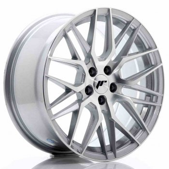 Janta aliaj JAPAN RACING JR28 8x17 5x100 et35 Machined Face Silver