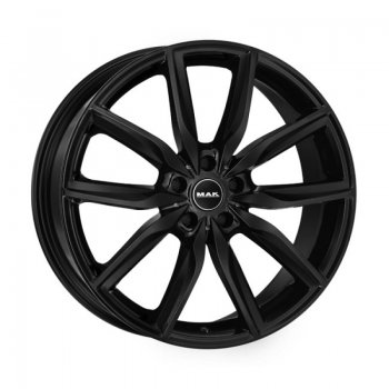 Janta aliaj MAK ALLIANZ 9.5x19 5x120 et46 GLOSS BLACK