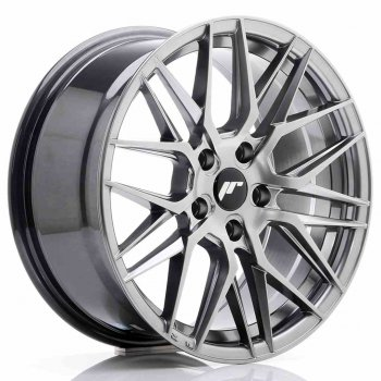 Janta aliaj JAPAN RACING JR28 8x17 5x100 et35 Hiper Black