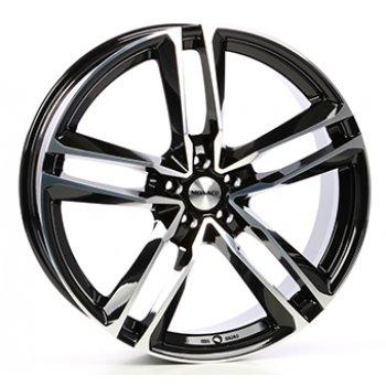 Janta aliaj MONACO MC7 10x22 5x112 et23 Gloss Black / Polished