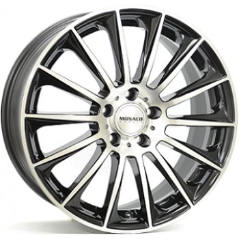 Janta aliaj MONACO MC9 8x18 5x112 et35 Gloss Black / Polished
