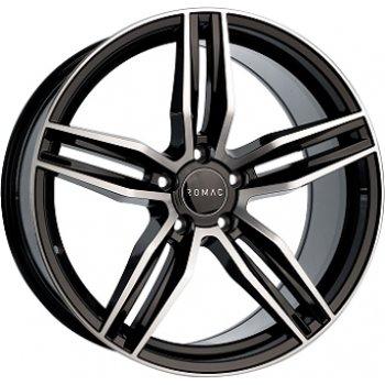 Janta aliaj ROMAC VENOM 8x18 5x120 et34 Gloss Black / Polished
