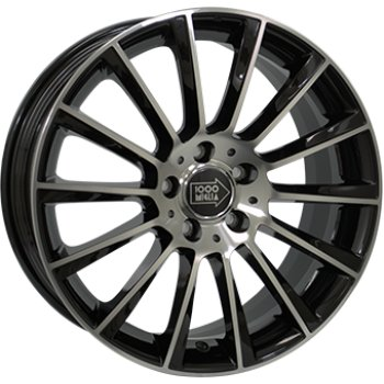 Janta aliaj MILLE MIGLIA MM047S 9x20 5x120 et35 Gloss Black / Polished